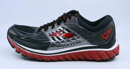 Brooks 1102362E-082 Men's Black/Red/Gray Glycerin 14 Running