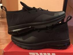 $180 Nike Air Max Flair 50 Mens Size 11.5 Running Shoes Blac