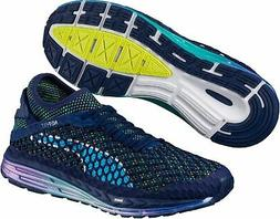 Puma 189942-01 Speed Ignite Netfit Champs Blue Men/'s Running Shoes