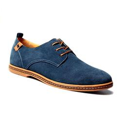 2018 New Men's Smart Casual shoes fashion breathable sneaker
