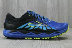 38 New Brooks Caldera 2 Trail Blue Running Shoes Men's Size