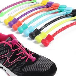 4x elastic no tie quick lock shoelaces