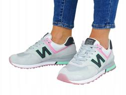 New Balance 574 Sneakers Shoes Women's Size 8.5
