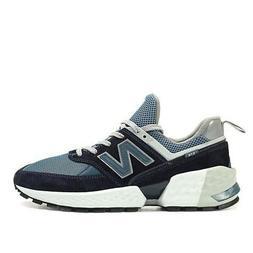 New Balance 574 Sport Navy Men Lifestyle Shoes Mens running