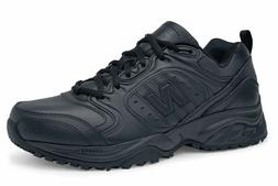 New Balance 623v3 Men's Slip Resistant Black Leather Running