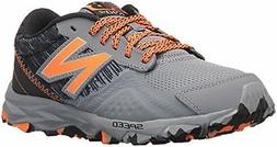 New Balance Kids' 690 V2 Medium/Wide Trail Running Shoe Pre/