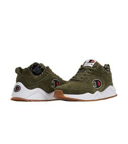 CHAMPION 93 EIGHTEEN BIG C Dark Green Men's Sneaker CM100104
