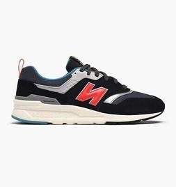 New Balance 997 Black Grey Pink Lifestyle Sneakers Men Runni