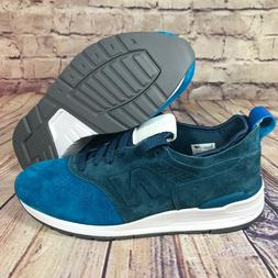 New Balance 997R Made In USA Running Shoes Suede Lake Blue M