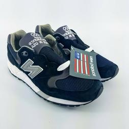 """New Balance 999 """"Made in USA"""" Running Shoes - Navy - M99"""