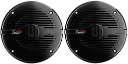 BOSS Audio MR60B 200 Watt , 6.5 Inch, Full Range, 2 Way Weat