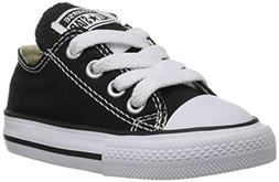 Converse Chuck Taylor All Star OX Shoe - Toddlers' Black, 8.