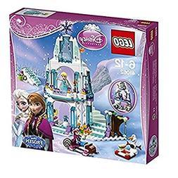 LEGO Disney Princess Elsa's Sparkling Ice Castle Set #41062