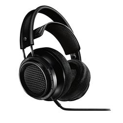 Philips X2/27 Fidelio Over Ear Headphone, Black