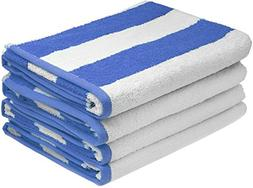Utopia Towels Premium Quality Cabana Beach Towels - Pack of
