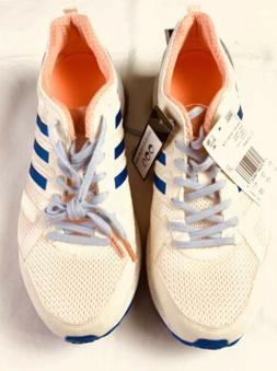 Adidas Adizero Tempo 9 Running Shoes - White - Mens - SIZE 1