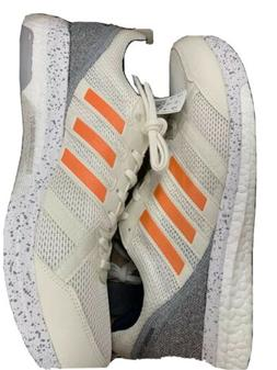 Adidas Adizero Tempo 9 Running Shoes - White - Mens - SIZE 9