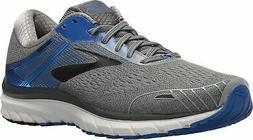 Brooks Adrenaline GTS 18 Men's Running Shoes, Grey/Blue/