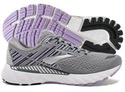 Brooks Adrenaline GTS 19 Women's Shoe Grey/Lavender/Navy mul
