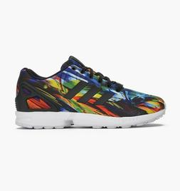 AF6323 ZX Flux Men Women Running Shoes Sneakers Black Clear