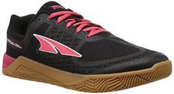 Altra AFW1776P Women's HIIT XT Cross Training Shoe, Black/Re