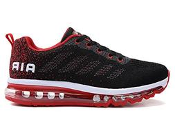 TQGOLD Men's Women's Air Cushion Athletic Running Shoes Ligh
