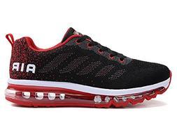 TQGOLD Men's Women's Air Cushion Athletic Running Shoes Ligh