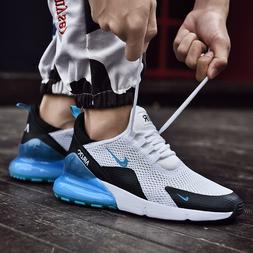 Air Cushion Men's Casual Sneakers Breathable Mesh Gym Runnin