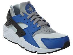 Nike Mens Air Huarache Blue Moon/Grey Nylon Running Shoe