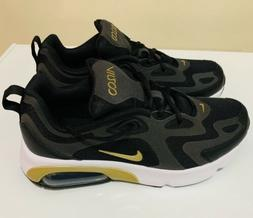 Nike Air Max 200 Running Shoes Big Kids' Size 7Y Black/Ant
