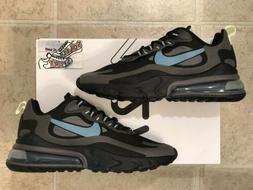 Nike Air Max 270 React Black Grey Running Shoes CI3866-001 V