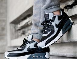 Nike Air Max 90 Essential Black Wolf Grey 537384-053 Running