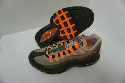 Nike air max 95 OG mens running shoes string total orange si