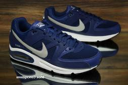 Nike Air Max Command Blue White 629993-402 Running Shoes Men