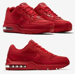 Nike Air Max LTD 3 Triple Red Gym Red 687977-602 Running Sho