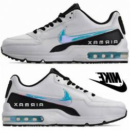 Nike Air Max LTD 3 White Blue Black CI5875-100 Running Shoes