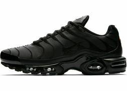 Nike Air Max Plus AJ2029-001 Triple Black Men's Sportswear R