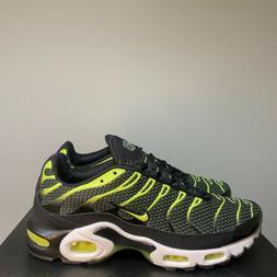 Nike Air Max Plus TN Running Shoes Men's Size 10.5 Black V