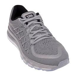 Men's Nike 'Air Max 2015' Running Shoe, Size 8 M - Grey