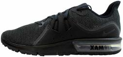 Nike Air Max Sequent 3 Men's Running Shoes 921694 010 Black