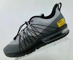 Nike Air Max Sequent 4 Utility New Mens Running Shoes Wolf G