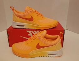 Nike Women's Air Max Thea Prm Atmc Mng/Slr Orng/Mtllc Slvr/W