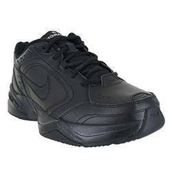Nike Air Monarch IV  - Black / Black, 13 4E US