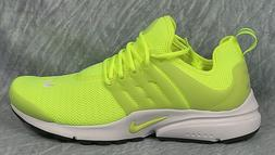 Nike Air Presto Women's Running Shoes Volt White Size 7 and