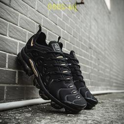 Nike Air Vapormax Plus Men's Black running shoes - Free ship