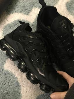 Nike Air VaporMax Plus Men's Running Trainer Shoes All black
