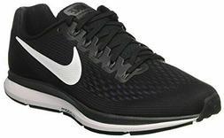 Nike Air Zoom Pegasus 34 Running Shoes Black Gray White 8805