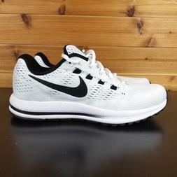 Nike Air Zoom Vomero 12 Men's Running Shoes White Black Pick