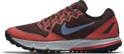 Nike Air Zoom Wildhorse 3 Men's Trail Running Shoes  Maroon