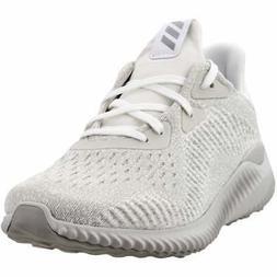 adidas Alphabounce EM Junior  Casual Running  Shoes Grey Boy